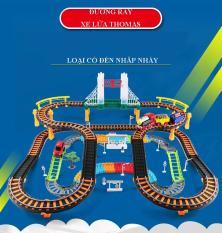 Bộ Đồ Chơi Đường Ray Tàu Hỏa Thomas Sinh Động
