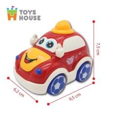 Ô tô trượt đà ngộ nghĩnh mã Toyshouse S79 – đồ chơi trớn đà, cam kết hàng đúng mô tả, chất lượng đảm bảo, an toàn cho bé