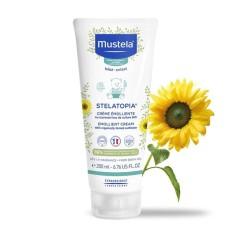 Kem Dưỡng Da Chàm Thể Tạng (Viêm Da Cơ Địa) Mustela Stelatopia Emollient Cream 200ml Phiên bản đặc biệt