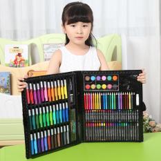Bộ hộp màu 150 chi tiết- Bộ tô màu- Quà tặng cho bé