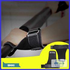 Dây kéo lưng có lót tay Aolikes cao cấp T-Rex Shop SP092 – Lót tay và kéo lưng tập gym nam