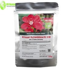 Phân tan chậm cho phong lan giai đoạn cây con Flowermate 200 phân giải 4 tháng (Túi lọc 180g)