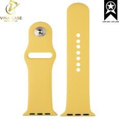 Dây đeo Silicone dành cho đồng hồ Apple Watch size màn hình 38/40mm