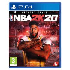 Đĩa Game PS4 Mới – NBA 2K20