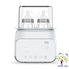 Máy Hâm Sữa Tiệt Trùng Điện Tử Fatz Baby Duo 4 – FB3095MX