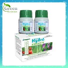 Dinh dưỡng thủy canh chuyên dùng rau ăn trái – hộp 2 chai