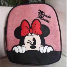 Balo Cho Bé Gái – Họa tiết Mickey hồng