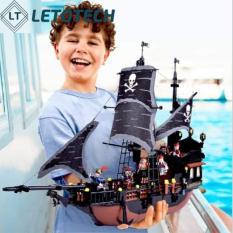 LEGO Tàu Cướp Biển Ngọc Trai Đen 652 mảnh ghép
