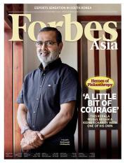 Tạp chí Forbes Asia – November 2018