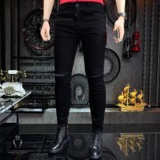quần jean nam cao cấp MẪU MỚI NHẤT 2021 M 50 quần jean nam chất bò co giãn phong cách( 2 quần sịp nam cao cấp 59k) TRẺ TRUNG thời trang An Nhiên Store an013