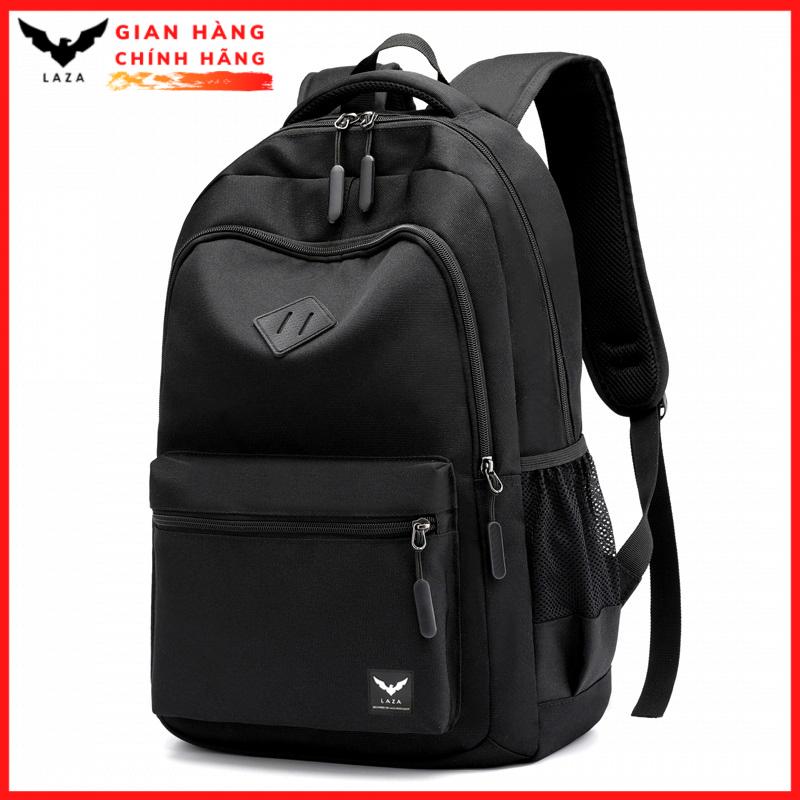 Balo Nam, balo nữ Thời Trang LAZA BL432 chất liệu vải chuyên dụng, thiết kế hiện đại và thời trang, chứa được laptop 15.6 inch – Chính Hãng Phân Phối
