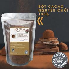 Cacao Nguyên Chất 100% KL 500Gr – Tốt Cho Sức Khỏe – Sam The Kaffeine