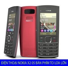 Điện thoại độc cổ NOKIA x2 05 giá rẻ tặng kèm sim 3g 10 số