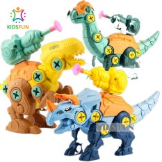 (COMBO 3 CON – DÀI 20 CM) Đồ chơi trẻ em lắp ráp các loại khủng long siêu thú đại chiến SIÊU TO với 3 mũi tên nhựa ABS cao cấp nhiều chi tiết cho bé phát triển tư duy logic, tỉ mỉ và khéo léo