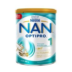 Sữa Bột Nestlé NAN Optipro 1- lon 400g