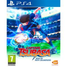Đĩa Game PS4 : Captain Tsubasa: Rise of New Champions US