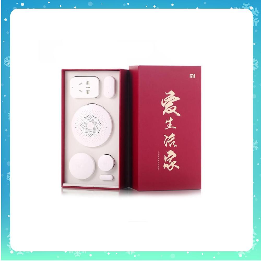 Bộ Thiết Bị Ngôi Nhà Thông Minh Xiaomi HomeKit 5 Món