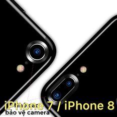 Viền hợp kim bảo vệ camera lồi cho iPhone 7 / iPhone 8