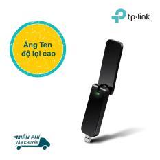 TP-Link USB kết nối Wifi Băng tần kép Chuẩn AC 1300Mbps Truyền Wi-Fi siêu nhanh – Archer T4U- Hãng phân phối chính thức