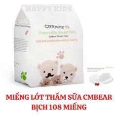 108 Miếng lót thấm sữa Cmbear
