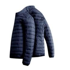 Áo khoác phao nam cao cấp Elmee nhẹ tựa lông vũ – áo gió nam phong cách chuẩn Hàn Quốc