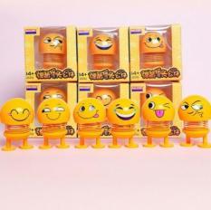 Hot trend Bộ đồ chơi Emoji Lò Xo – Đồ chơi giảm stress,thú Nhún Emoji – Emoji Lò Xo – Emoji Cười – Thú Nhún Lò Xo – Thú Nhún – Emoji Lò Xo Ngộ Nghĩnh – Đồ Chơi Tiêu Khiển – Trang Trí Xe Hơi