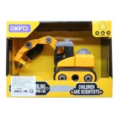 Đồ chơi xe chuyên dụng OKKID VBC-1009/1010