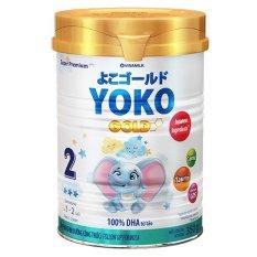 SỮA BỘT YOKO 2 350G (CHO TRẺ TỪ 1 – 2 TUỔI)