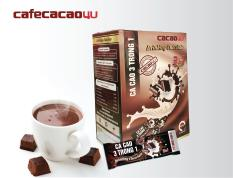 CA CAO SỮA 3IN1 – DRINKING CHOCOLATE
