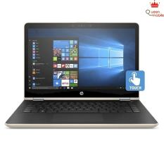 Laptop HP Pavilion x360 14-cd0082TU 4MF15PA Core i3-8130U/Win10 (14 inch) (Gold)