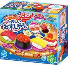Kẹo popin cookin DIY chính hãng – bộ làm sushi/ donut/obento