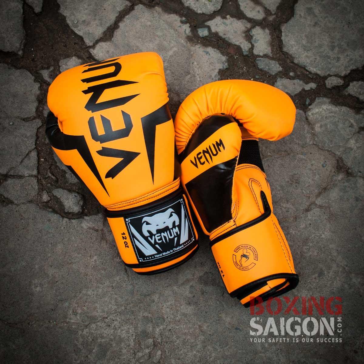 Găng tay Boxing Venum Elite - Cam