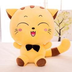 Mèo Bông Mặt Bự Yami Hiroki 35cm (Mẫu 1 – Mèo Yami Hiroki cười tít mắt)
