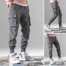 Quần jogger thể thao kaki mã TT33 thô túi hộp kiểu bó ống Hàn Quốc chất vải đẹp ống dài