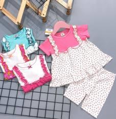 Bộ quần áo cao cấp cho Bé Gái 10-26kg- Chất borip mịn đẹp- Đồ bộ bé gái (ẢNH THẬT)
