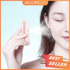 Máy phun sương nano xông hơi mặt cầm tay mini Jisulife BS01- 15ml cấp ẩm tươi mát cho làn da, chống trôi phấn trang điểm và dễ dàng tẩy trang Kitten – Chính hãng Bảo hành 12 tháng)