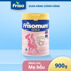 Sữa bột Frisomum Gold hương cam 900g