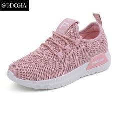 Giày Sneaker Nữ Thời Trang SODOHA F001 Màu Hồng