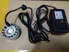 Combo Động Cơ Phun Sương MMK Và Nguồn Adapter 24V ( Chế bộ tạo độ ẩm phòng cực nhanh )