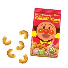 Bánh Bắp Ăn Dặm Tohato Của Nhật (Vị Bắp Caramel) (Date 28.8.2020)