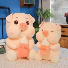 Gấu Bông ICHIGO – Heo ôm bình siêu cute