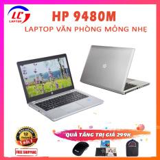 Laptop Học Sinh Sinh Viên HP Elitebook 9480M, i5-4200U, VGA Intel HD 4400, Màn 14 HD, Laptop HP, Laptop i5