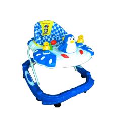 Xe Tập Đi Nhựa Chợ Lớn L4 Chim Cánh Cụt (Có nhạc) Dành Cho Bé Từ 6 – 12 Tháng – M1462B-XTĐ
