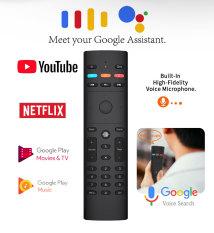 [Nhập ELMAR31 giảm 10% tối đa 200k đơn từ 99k]Điều Khiển Bluetooth Chuột Bay Tìm Kiếm Giọng Nói Air Mouse Remote Voice G40S Tìm kiếm nội dung bằng giọng nói