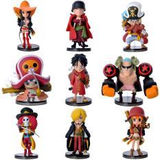 Combo Bộ 9 Mô Hình One Piece – Team Luffy Bản Đẹp Cực Chất
