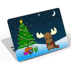 Mẫu dán Laptop Holidays LTHLD – 148
