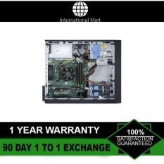 Máy Trạm Đồ Họa 3DDell Precision T1700 MT (CPU Xeon E3-1240 V3, Ram ECC 16GB, SSD 240GB, HDD 2TB, VGA Quadro K600) + Bộ Quà Tặng