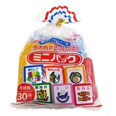 Gia vị rắc cơm 6 vị 30 gói cho bé