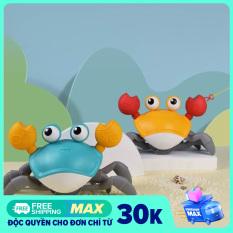 Đồ Chơi Cua Biển 2020, cua bò trên cạn và bơi dưới nước, đồ chơi nhà tắm cho bé- Niki Store