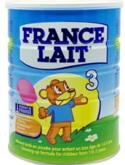 Sữa France Lait số 3 900g